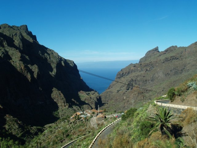 Tenerife - Field excursion 2008